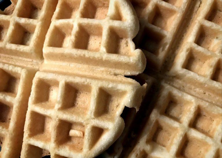 Favorite Paleo Waffle Mix