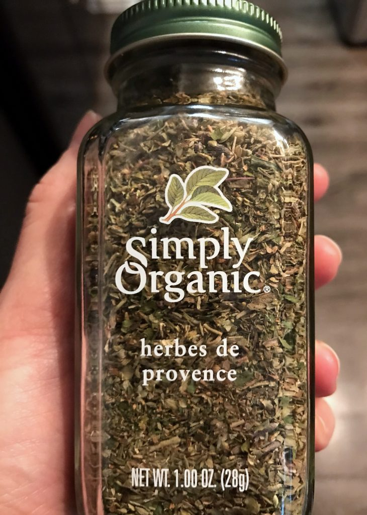 Herbes de Provence - Simply Organic