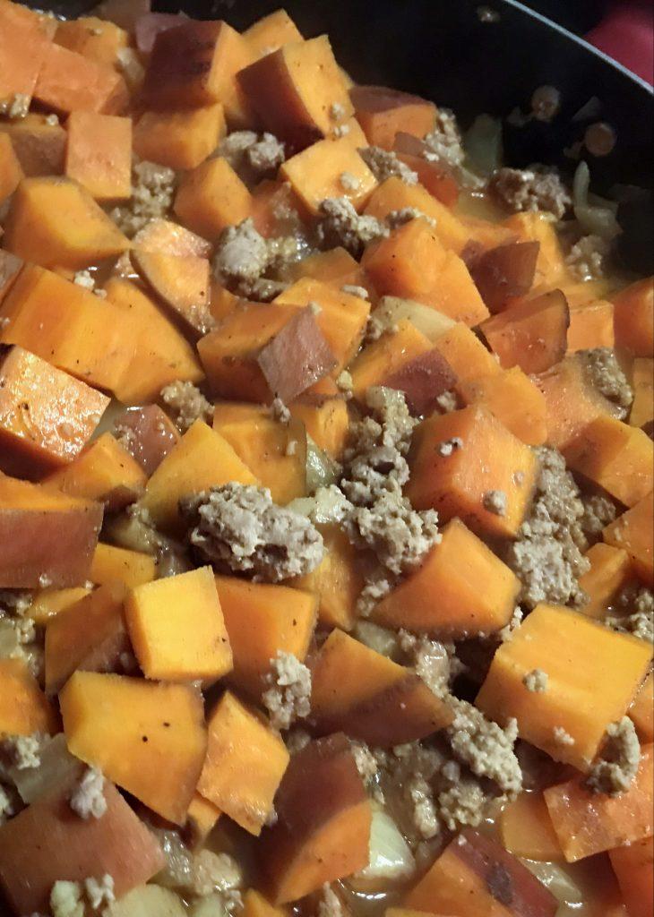 Easy Whole 30 Recipe - Turkey Coconut Curry