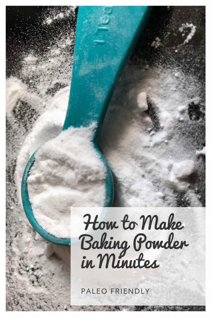 Baking Powder Substitute - How to Make Baking Powder in Minutes