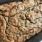Paleo Banana Bread with Applesauce