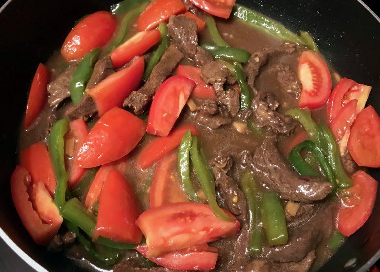 Pepper Steak Recipe - Paleo Whole30